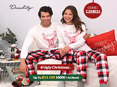 Ugly Christmas up to $11 off