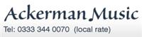 Ackerman Music coupon code