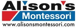 Alison's Montessori Coupon Code