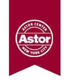 Astor Center Coupon Code