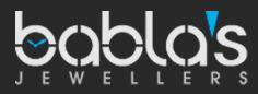 Babla's Jewellers coupon code