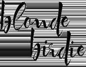 Blonde Birdie Coupon Code