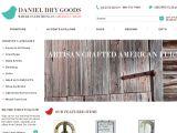 DANIEL DRY GOODS Coupon Code