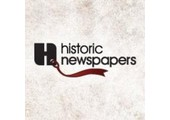 Historic Newspapers coupon code