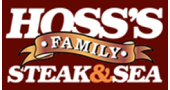 Hoss's Steak & Sea coupon code
