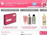 Latest In Beauty Coupon Code