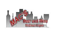 Mac's Beer & Wine Coupon Code
