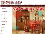 Mission Living Furniture Coupon Code