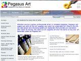 Pegasusart.co.uk coupon code