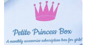 Petite Princess Box Coupon Code