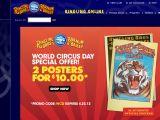 Ringlingonlinestore.com promo codes