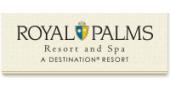 Royal Palms Resort and Spa Coupon Code