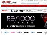 Sexdepot.co.uk coupon code