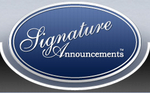 Signature Announcements Coupon Code