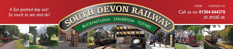 South Devon Railway coupon code