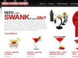 Swank Martini Company Coupon Code