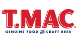 T.MAC Restaurants coupon code