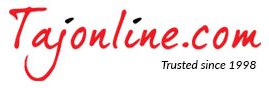 TajOnline Coupon Code