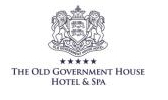 The Old Government House Hotel Coupon Code