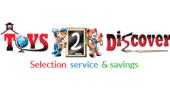 Toys2Discover promo codes