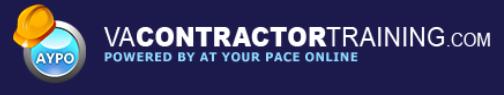 VA Contractor Training Coupon Code