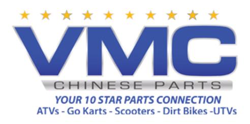VMC Chinese Parts Coupon Code