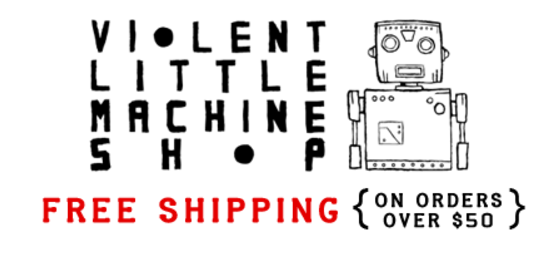 Violent Little Machine Shop Coupon Code