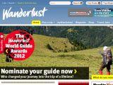 Wanderlust UK coupon code