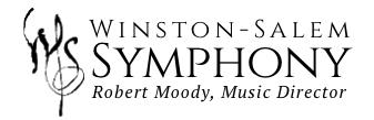 Winston-Salem Symphony Coupon Code