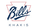 Bills Khakis promo codes