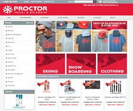Proctor Ski and Board