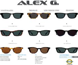 Alex G Eyewear