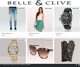 Belle & Clive