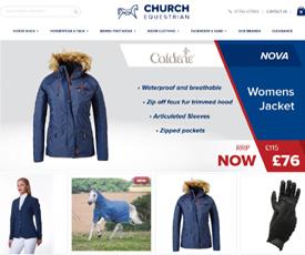 Church Equestrian