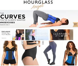 hourglass angels coupon code