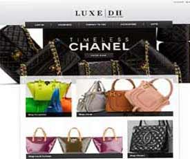 Luxe Designer Handbags