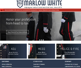 Marlow White