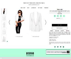 Mistress Rocks