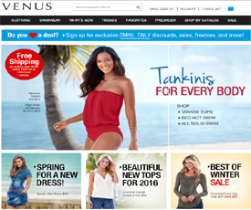 venus swimwear discount coupons